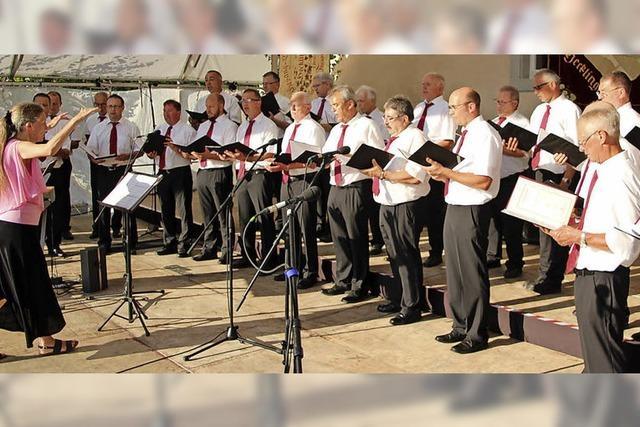 """MGV """"Lichteneck"""": Leidenschaft für den Gesang"""