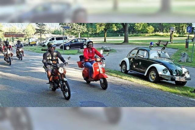 Schwarzwälder Moped-Marathon