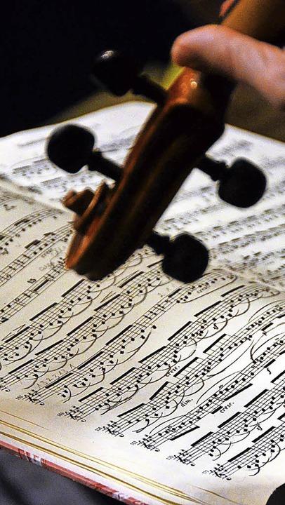 Am Gymnasium in Breisach soll mehr Musik gelehrt werden.  | Foto: Kathrin Blum