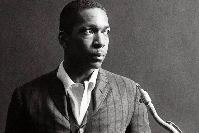 Eine Sensation: John Coltranes