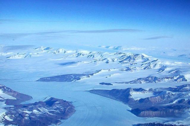 Warum ist es in der Antarktis so kalt?