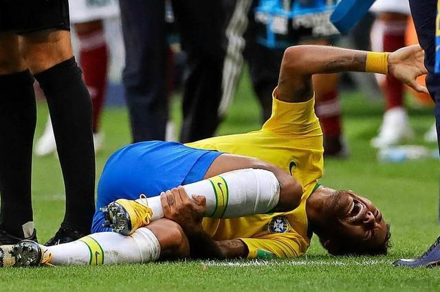 Neymar – Genie und Schauspieler