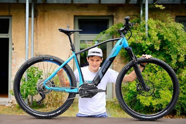 Der Deutsche Mountainbike-Meister Markus Bauer gründet in Freiburg eigene Fahrradmarke