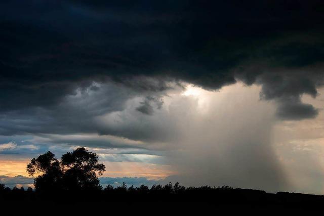 Nach Hochsommertagen steigt das Gewitter-Risiko im Südwesten