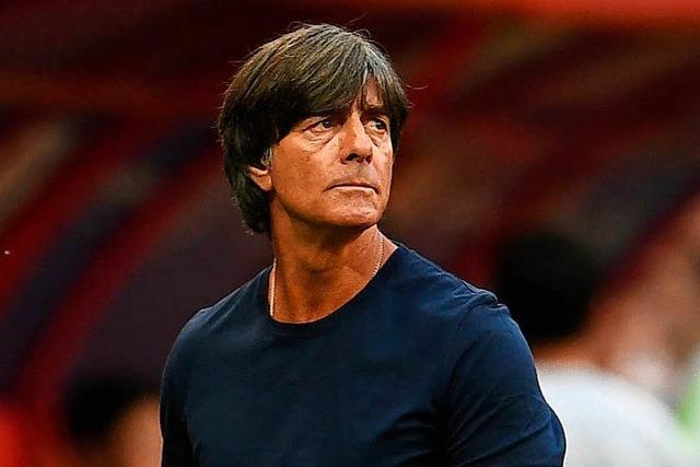 Jogi Löw bleibt Bundestrainer – Bestätigung vom DFB
