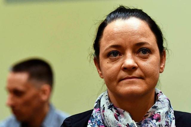 Zschäpe distanziert sich von NSU-Verbrechen - Urteil am 11. Juli