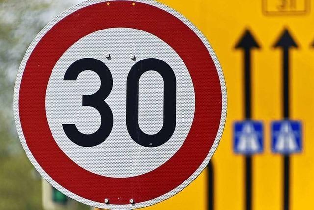 Baubürgermeister Haag wundert sich über Kritik an Tempo 30 auf der B 31