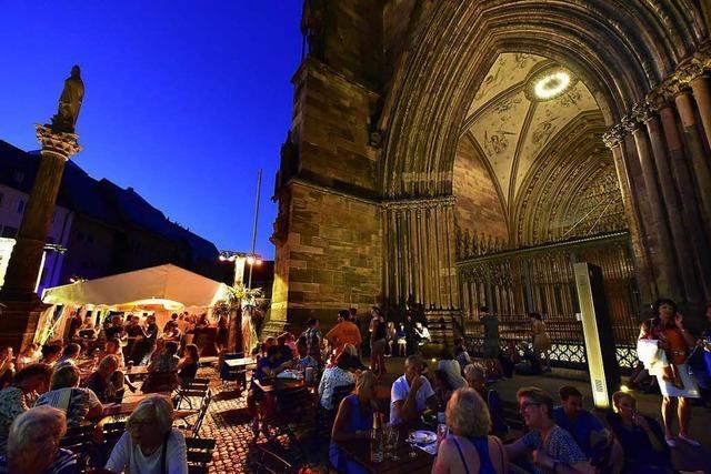 Am Donnerstag beginnt das Freiburger Weinfest