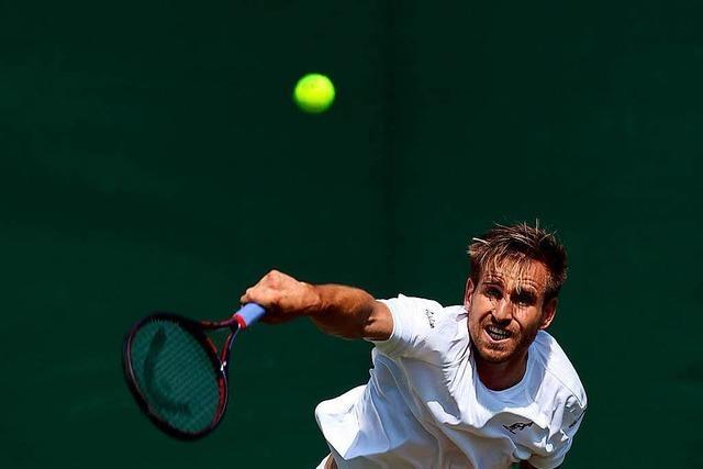 Marterer und Gojowczyk verpassen Zweitrunden-Einzug in Wimbledon