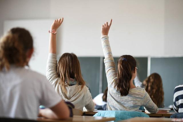 Weil Lehrer fehlen, findet in fast jeder 7. Stunde kein regulärer Unterricht statt