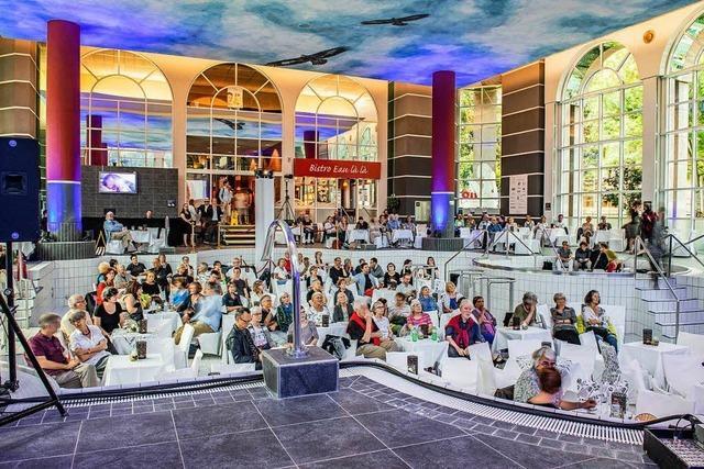 Literaturfestival Leukerbad: Im Club der Unentwegten