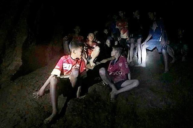 Ein Höhlenretter berichtet über die schwierige Rettungsaktion in Thailand