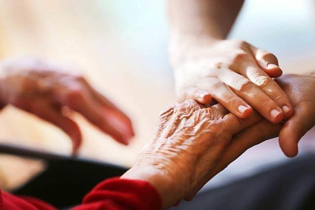 Mehr Lob für die Pflege