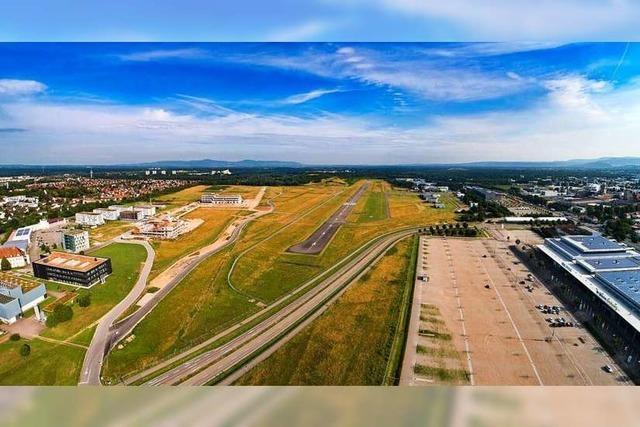 Erschließungsarbeiten für das neue SC-Stadion beginnen