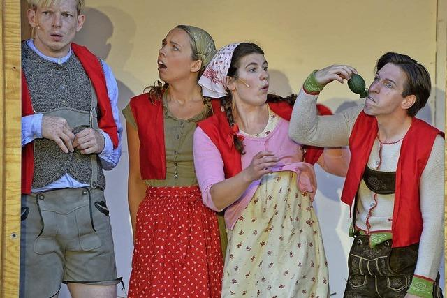 Theater Baal novo zeigt in Lahr