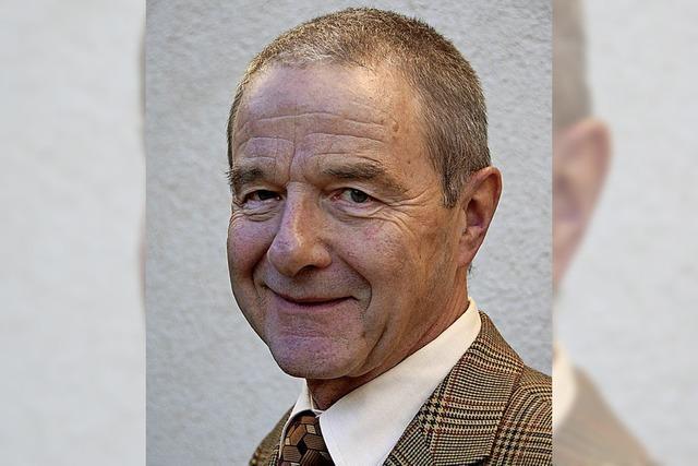 Josef Rombach ist gestorben