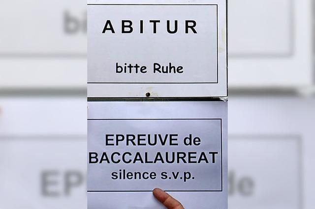 Abiturjury aus Straßburg am