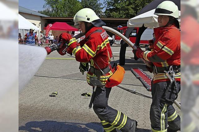 Schneller als die Feuerwehr erlaubt