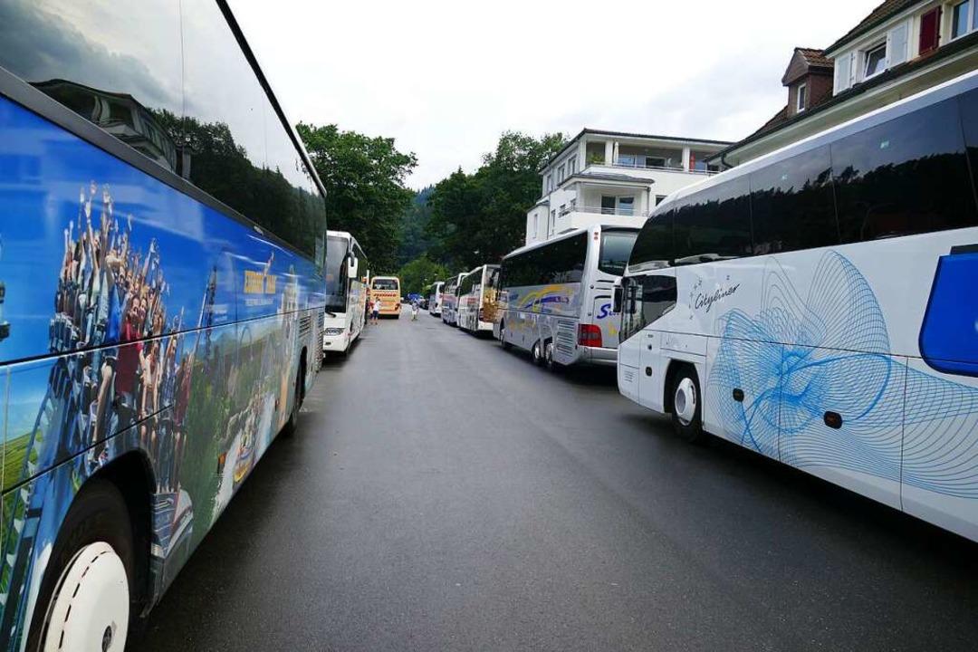 Seniorenbusse  | Foto: Sylvia Sredniawa