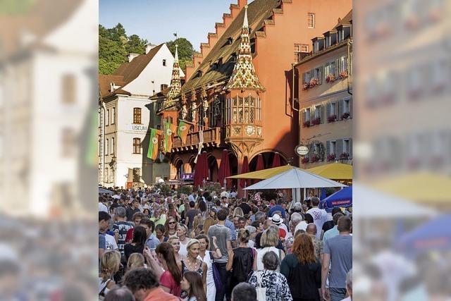 Freiburger Weinfest