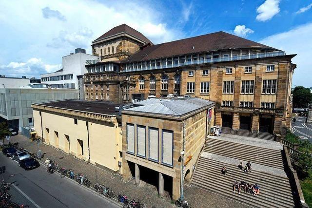 Stadt Freiburg will 25,5 Millionen Euro ins Theater investieren