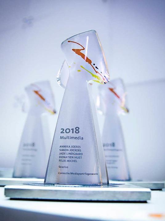 Der Preis  | Foto: DFJP/Thomas Koehler/photothek.net