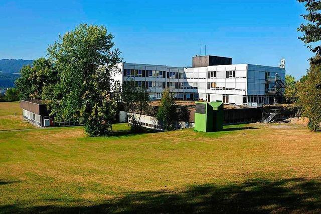 Unbekannte wollen ins ehemalige Spital einbrechen