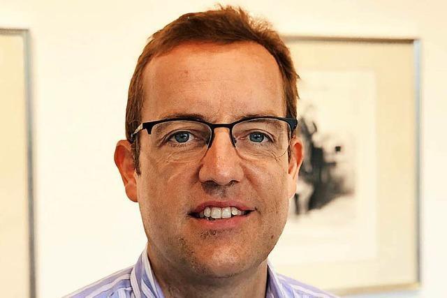 Peter Stier ist neuer Vorsitzender Richter am Landgericht Offenburg