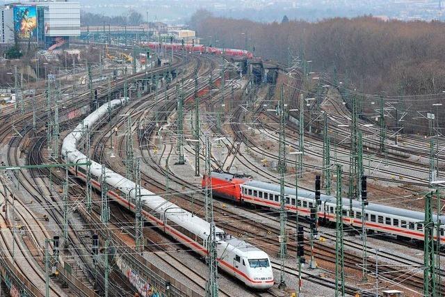 Privates Bahnunternehmen verliert Streit um alte Gleise in Stuttgart