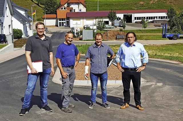 Erschließung Kappelberg III in Schuttertal