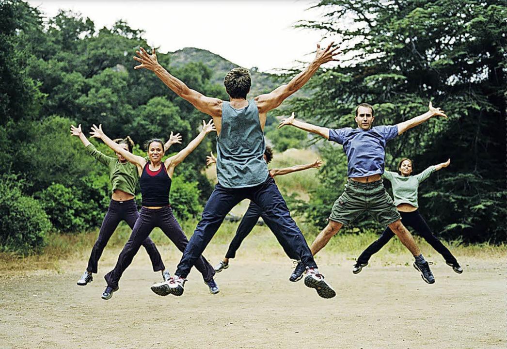 Zu einem sportlichen Aktionstag laden ...n am Sonntag, 15. Juli, gemeinsam ein.   Foto: ZVG