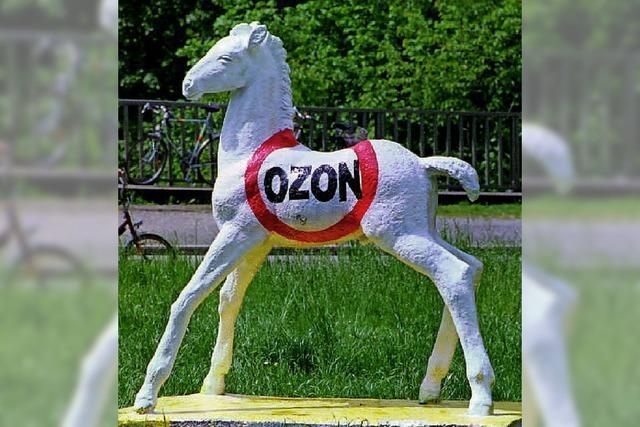 Ozon macht Einigen zu schaffen