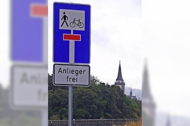 Neuer Radweg ist in Sicht