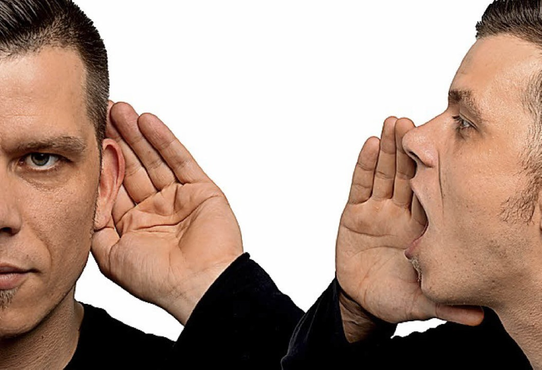 Hörst du mich?  | Foto: Henryk Boeck - stock.adobe.com