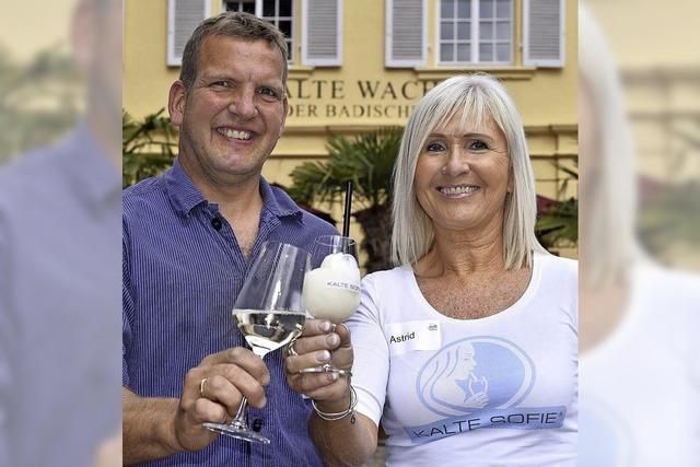 Freiburger Weinfest ist eröffnet