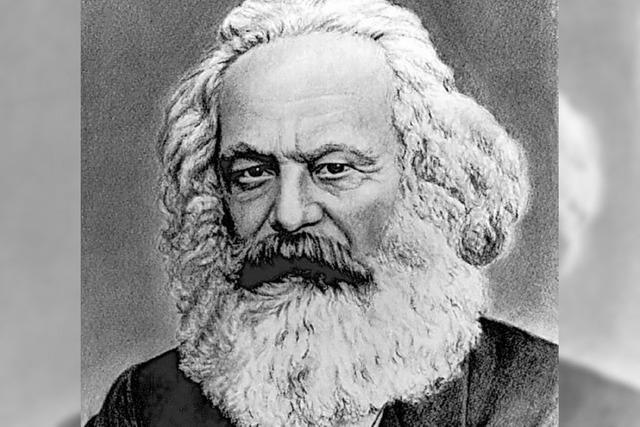 Die Marx'schen Gespenster
