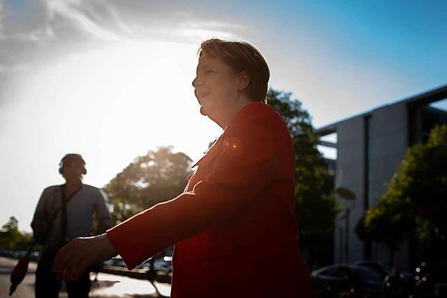Große Koalition einigt sich im Asylstreit