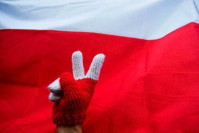 Die polnischen Wähler können das finstere Treiben der Regierung noch stoppen