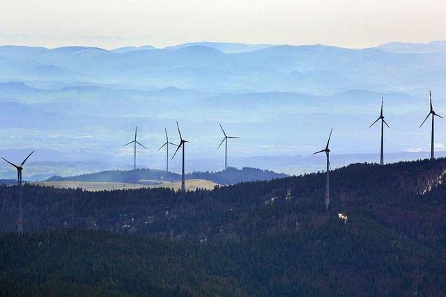 Zähes Ringen um die Windkraft im Kreis Lörrach