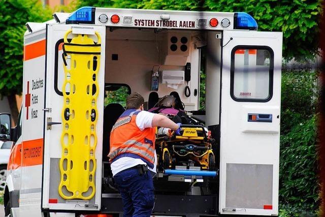 Fußgängerin in Friedlingen von Auto angefahren und schwer verletzt