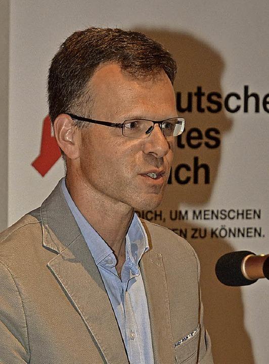 Andreas Breisacher    Foto: Sommer
