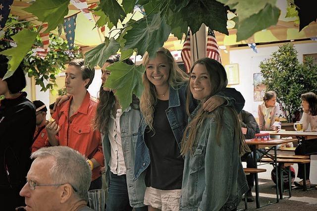 Independence-Day-Party in der Ganter-Brauerei