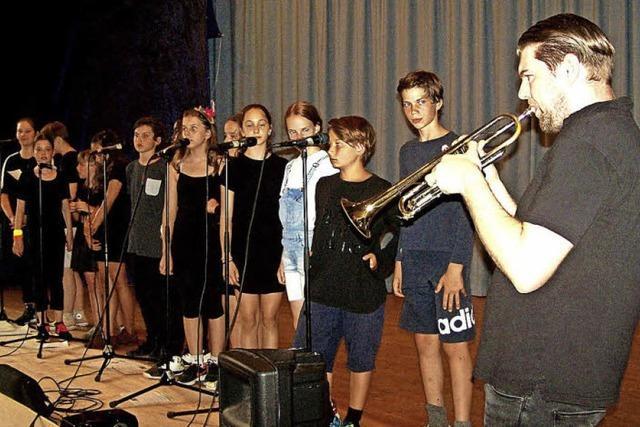 Schul-Konzert