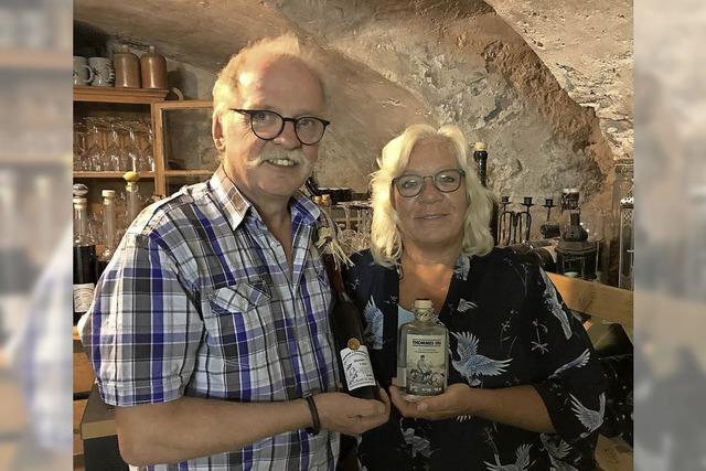 Gin als Hommage an den Großvater