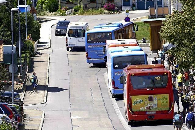 Buskonzept stößt auf heftige Kritik