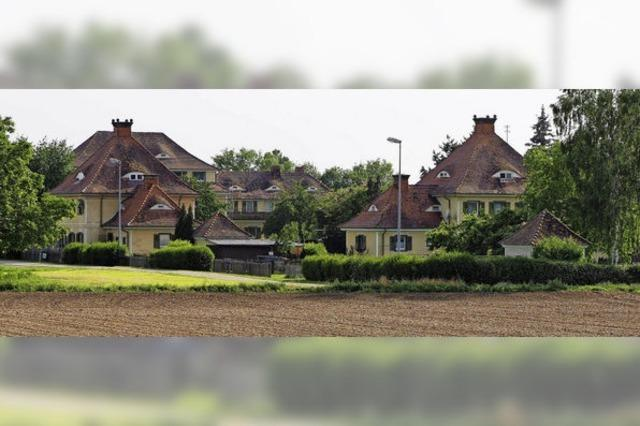Siedlung mit Geschichte und Zukunft
