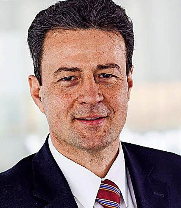 Uwe Barth   | Foto: Volksbank