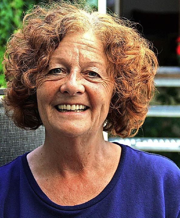 Marianne Staiger-Dold arbeitet nicht mehr bei der Frauenberatungsstelle.    Foto: Daniela Gschweng