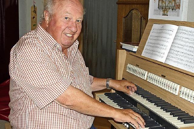 Erster Musikunterricht im Kloster