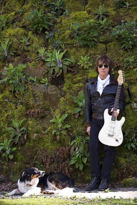 Jeff Beck    Foto: Ross Halfin